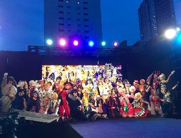 1万人以上のコスプレイヤーが池袋に大集結 『池袋ハロウィンコスプレフェス 2017』今年も開催決定