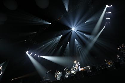 """【""""SAI""""クイックレポ】ACIDMAN バンドの全てを凝縮し、長い1日を締めくくる万感のフィナーレ"""