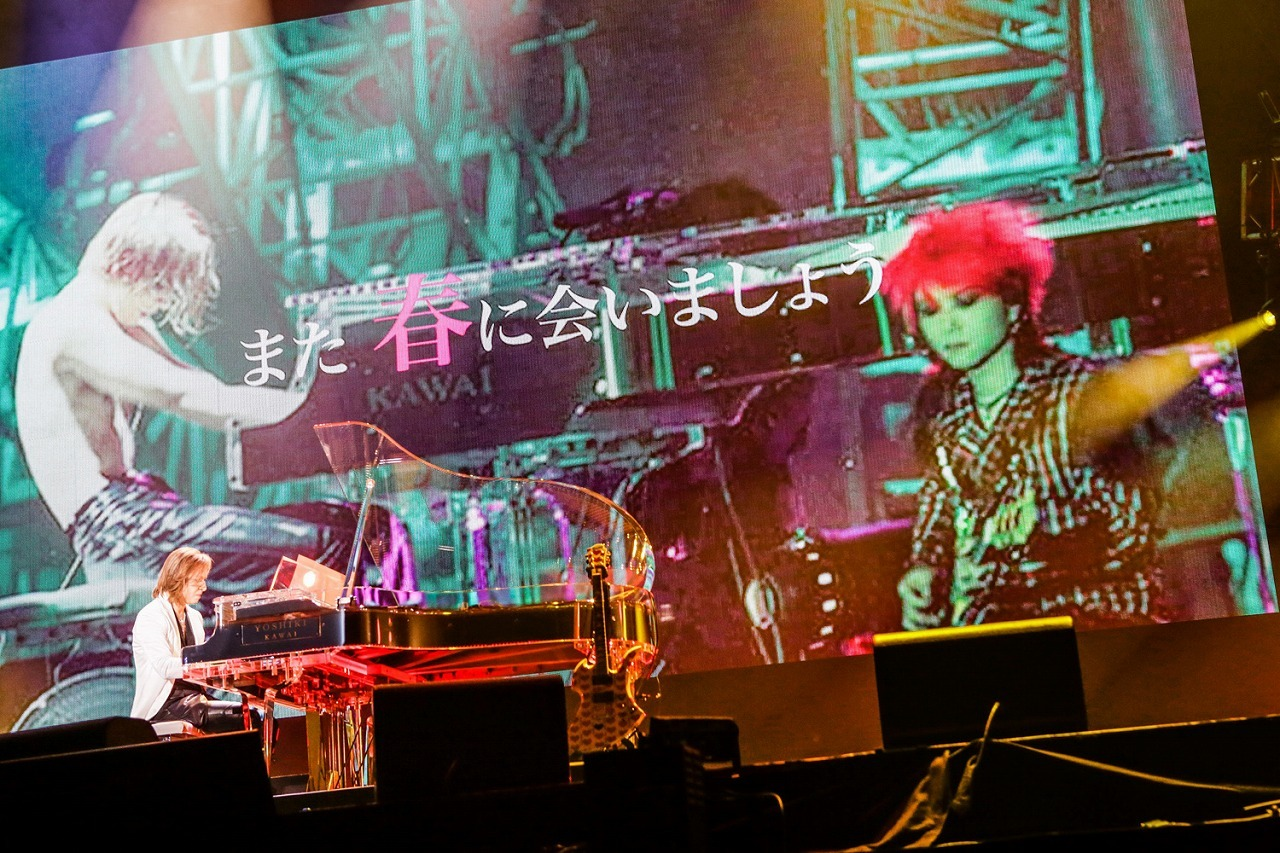 YOSHIKI『LUNATIC FEST. 2018』2018.6.24 幕張メッセ