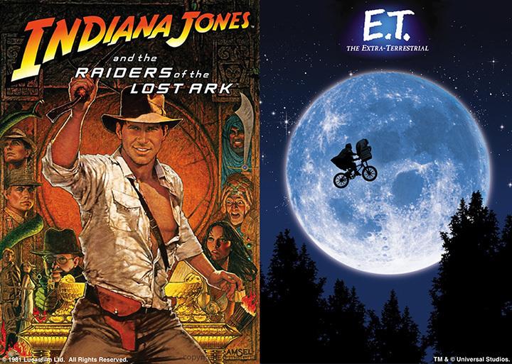 『インディ・ジョーンズ』『E.T.』