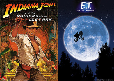 『インディ・ジョーンズ』『E.T.』をオーケストラ生演奏付き上映