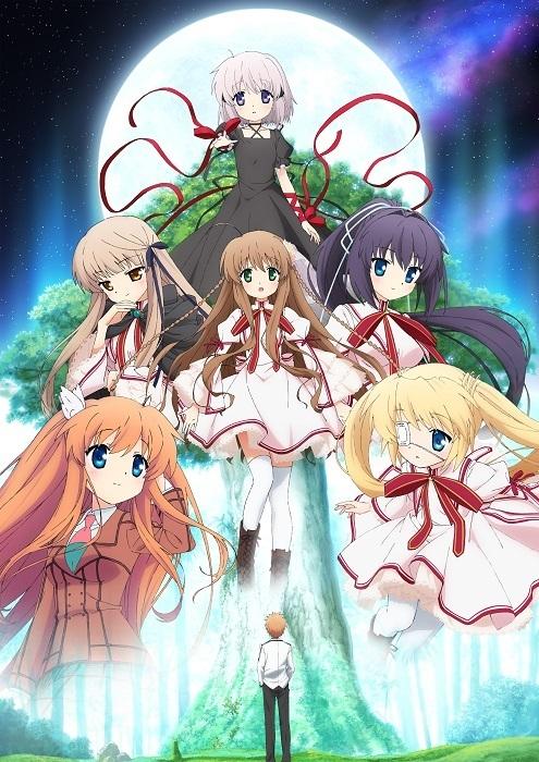 TVアニメ『Rewrite』 1stシーズン