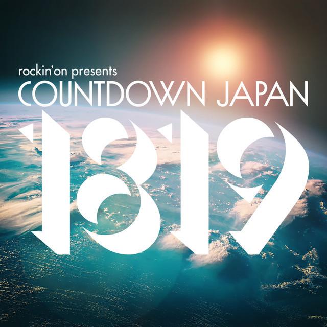 「COUNTDOWN JAPAN 18/19」ロゴ
