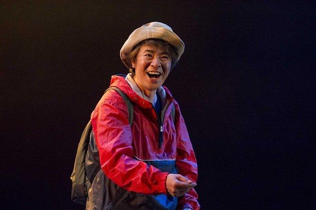 入江雅人グレート一人芝居『マイ クレイジー サンダーロード』(2012年5月)より