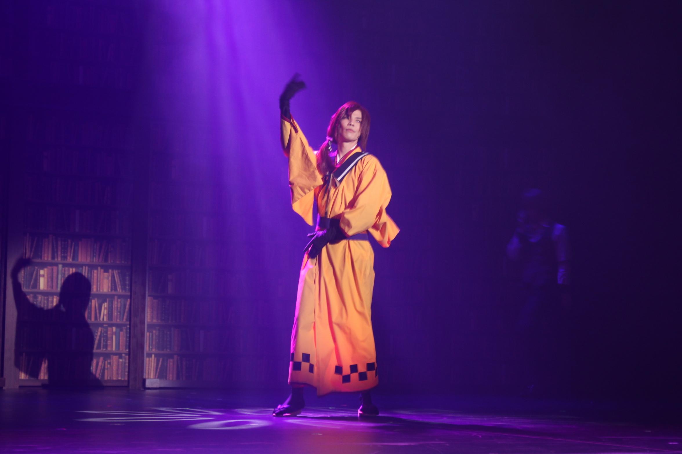 舞台『ニル・アドミラリの天秤』