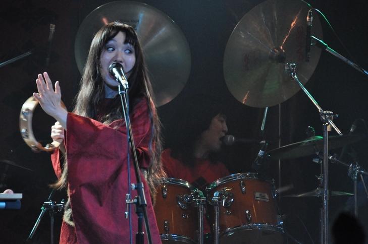 稲益宏美&後藤マスヒロ (撮影:吉永美和子)
