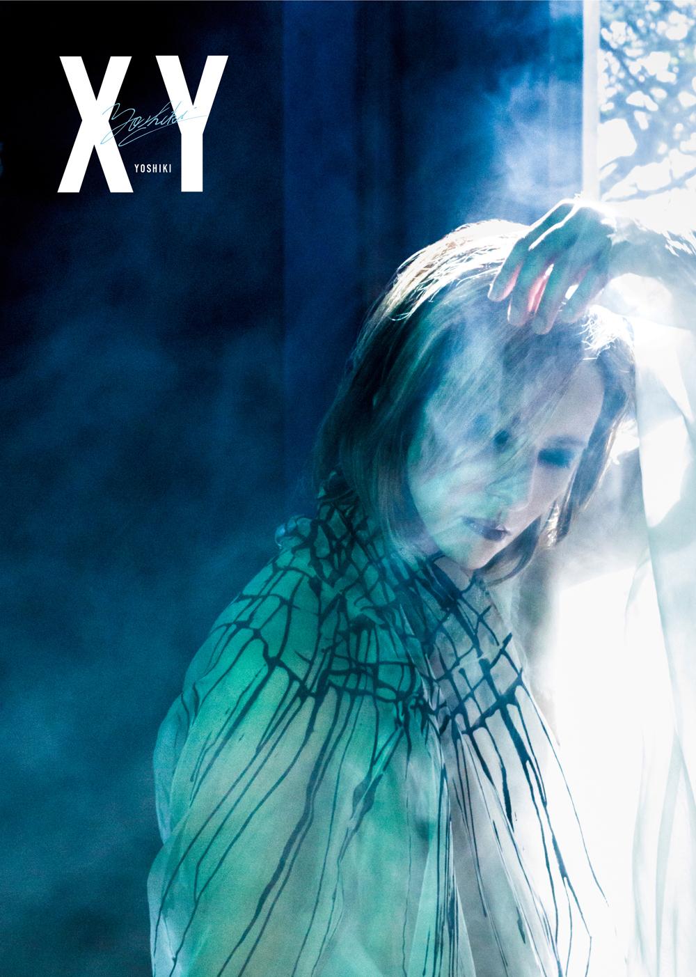 メイキングDVD&豪華化粧箱入りのプレミアム写真集「XY」