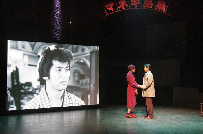 『キネマと恋人』 2016年初演時の舞台写真(撮影:御堂義乘)