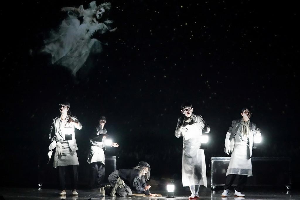 『真夏の夜の夢』 撮影:田中亜紀