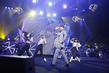 小野大輔、自身初となるワンマンライブツアーはソールドアウトで開幕