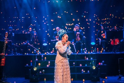 MISIA、シンガーとしての22年目の挑戦を語る 横浜アリーナ公演の模様含む特別番組をNHK総合で放送決定
