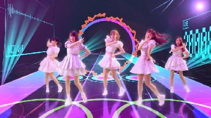 妄想キャリブレーション、ラストシングル「爆アゲ↑バンザイ!!」の音ゲー風ミュージックビデオを解禁