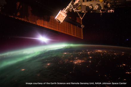 Image courtesy of the Earth Science and Remote Sensing Unit, NASA Johnson