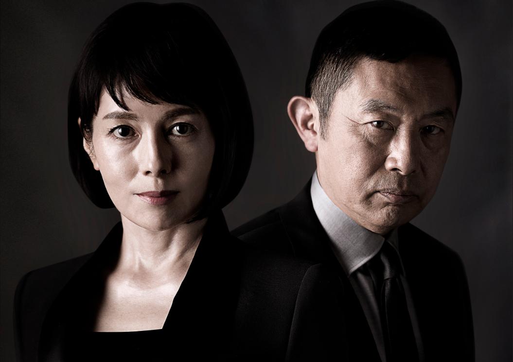 左から、沢口靖子、内藤剛志 (C)2021「科捜研の女 -劇場版-」製作委員会
