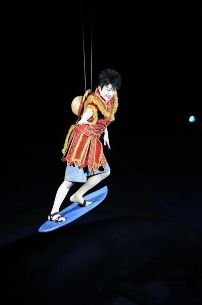 スーパー歌舞伎Ⅱ『ワンピース』博多座初日より猿之助のルフィ