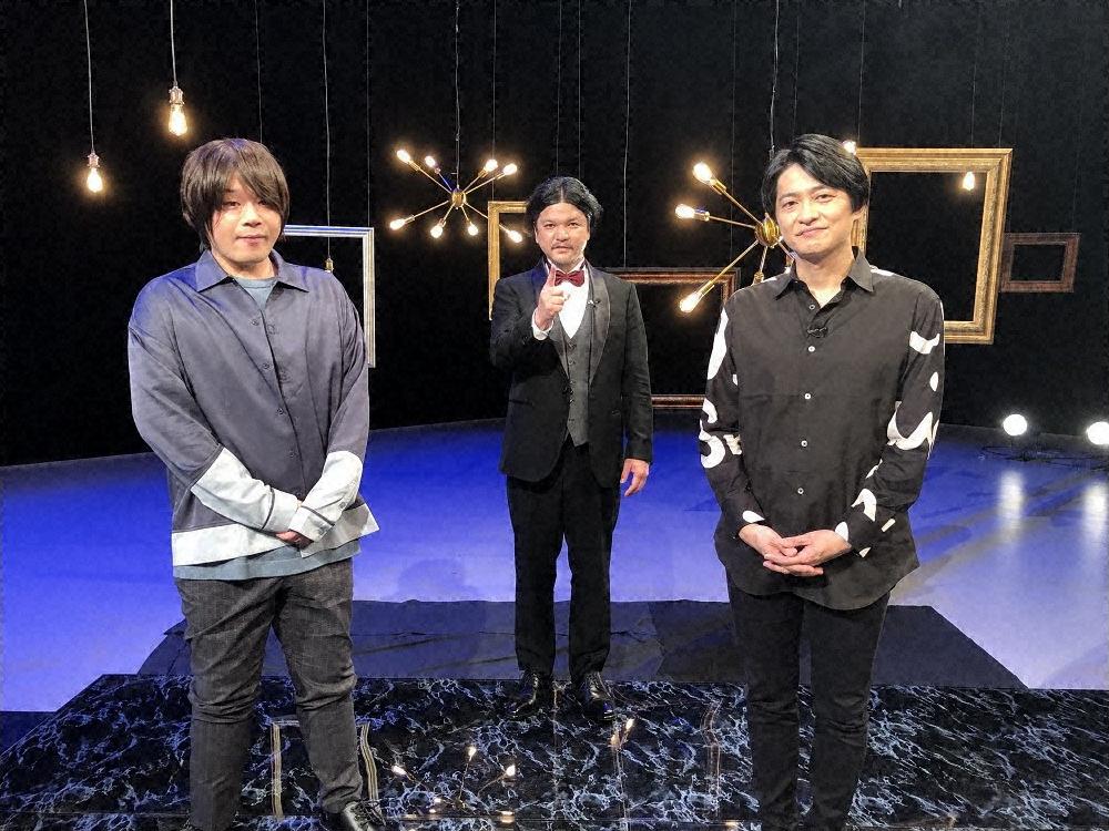 [#3・4]下野紘、松岡禎丞  (C)BSテレ東/テレビ東京