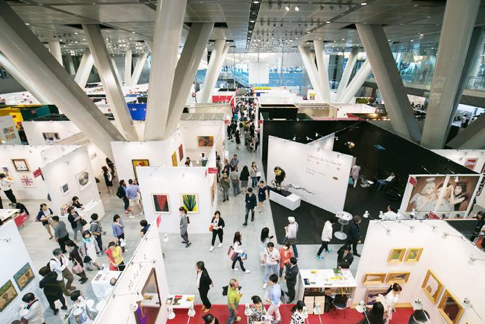 アートフェア東京2016の様子 撮影=岩下宗利