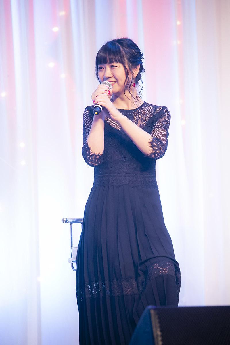 時崎狂三役の真田アサミ
