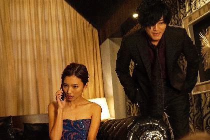 真野恵里菜、借金まみれの風俗嬢をエネルギッシュに演じる 映画『不能犯』場面写真を解禁