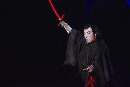 『スター・ウォーズ歌舞伎〜煉之介光刃三本〜』が上演 市川海老蔵、堀越勸玄らによる一夜限りの歌舞伎