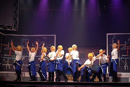 ミュージカル『青春-AOHARU-鉄道 〜すべての路は所沢へ通ず〜』が開幕~会長愛が爆発の西武鉄道描く