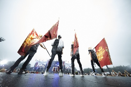 SPYAIR、2年ぶりとなるニューアルバム『KINGDOM』の発売&全国ホールツアーが決定