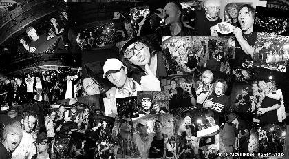 """ラルクKen主催イベント『PARTY ZOO』深夜の公開打ち上げでカラオケパーティー、秘伝レシピ""""Kenちゃんカレー""""も販売"""