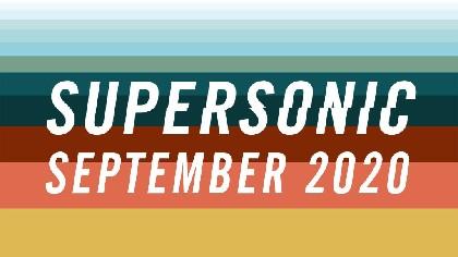『サマソニ』の新たな歴史を繋ぐ2020年限定フェス『SUPERSONIC』9月に開催決定
