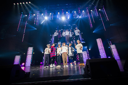 AAA 2018年ラストライブで来年の全国アリーナツアーを発表