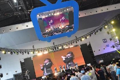 妄想キャリブレーション、上海で2,000人を前にパフォーマンス 「1年以内に中華圏での単独公演めざしたい」