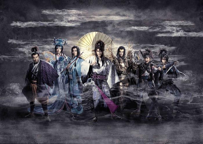 (C)2017『髑髏城の七人』月/TBS・ヴィレッヂ・劇団☆新感線