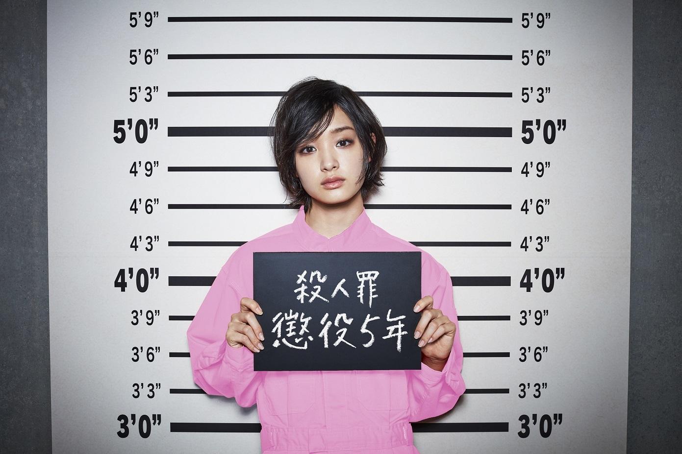 『女囚セブン』キービジュアル