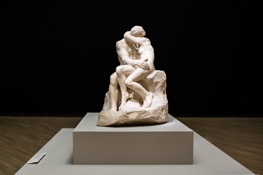 オーギュスト・ロダン『接吻』(1901-4)
