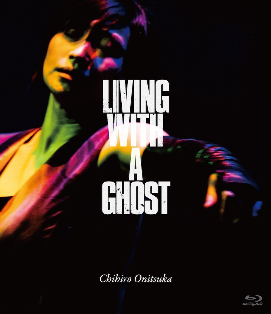 『LIVING WITH A GHOST』Blu-ray
