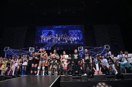 『CyberFight Festival 2021』さいたまスーパーアリーナ大会は超満員! 武藤敬司の3年ぶりのムーンサルト、DDTvsNOAHの対抗戦他に4,800人が熱狂!