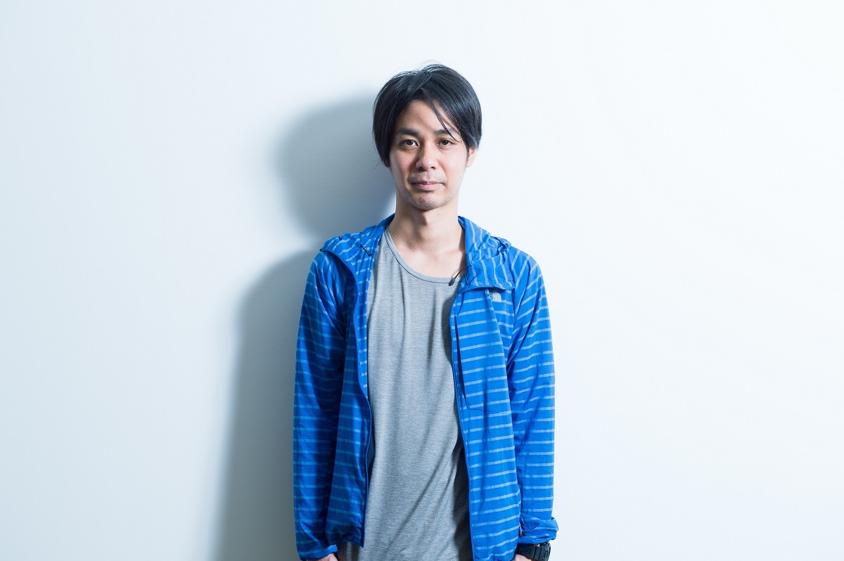 ORANGE RANGE・NAOTO 撮影=樋口隆宏