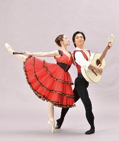 法村友井バレエ団『ドン・キホーテ』 新人とベテランで魅せるロシアバレエの傑作