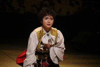 白井晃演出で多部未華子が美貌の青年貴族に! 『オーランドー』開幕
