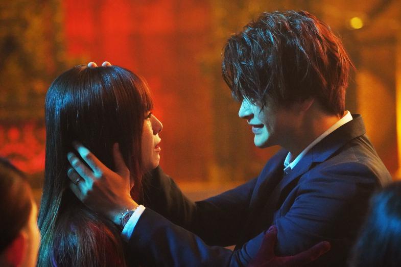 (C)横関大/講談社(C)2021「劇場版 ルパンの娘」製作委員会