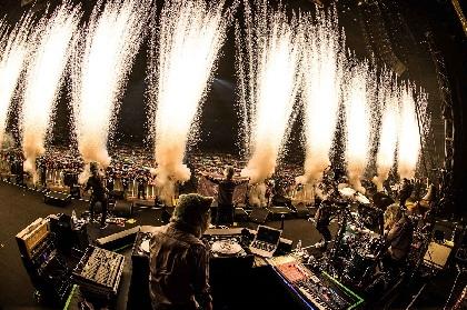 MAN WITH A MISSION、「イツモト違ッタスペクタクルナライブヘヨウコソ!」 全国ツアー・たまアリ公演で計5万人を魅了