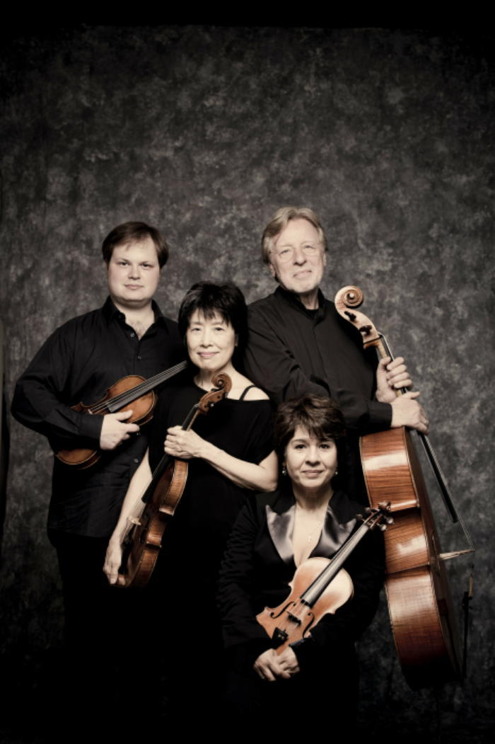 今年も名手たちが集まってベートーヴェンの真髄を聴かせてくれる。ミケランジェロ弦楽四重奏団 (c)Marco Borggreve
