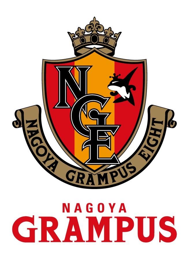 名古屋グランパスロゴ