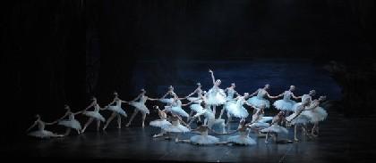 セリフ付きバレエ「白鳥の湖」新田恵海、河本啓佑がオデットと王子に