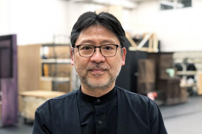 山田和也(丸美屋食品ミュージカル『アニー』2021 演出)