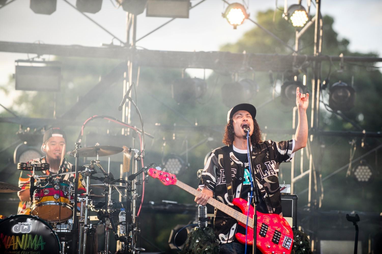 uP!!!NEXT WANIMA~Gotta Go!! Release Party~ photo by瀧本 JON... 行秀