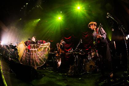 EGO-WRAPPIN'、年末恒例ワンマン『Midnight Dejavu』20周年を記念したライブ開催決定 7inchで新曲をリリース