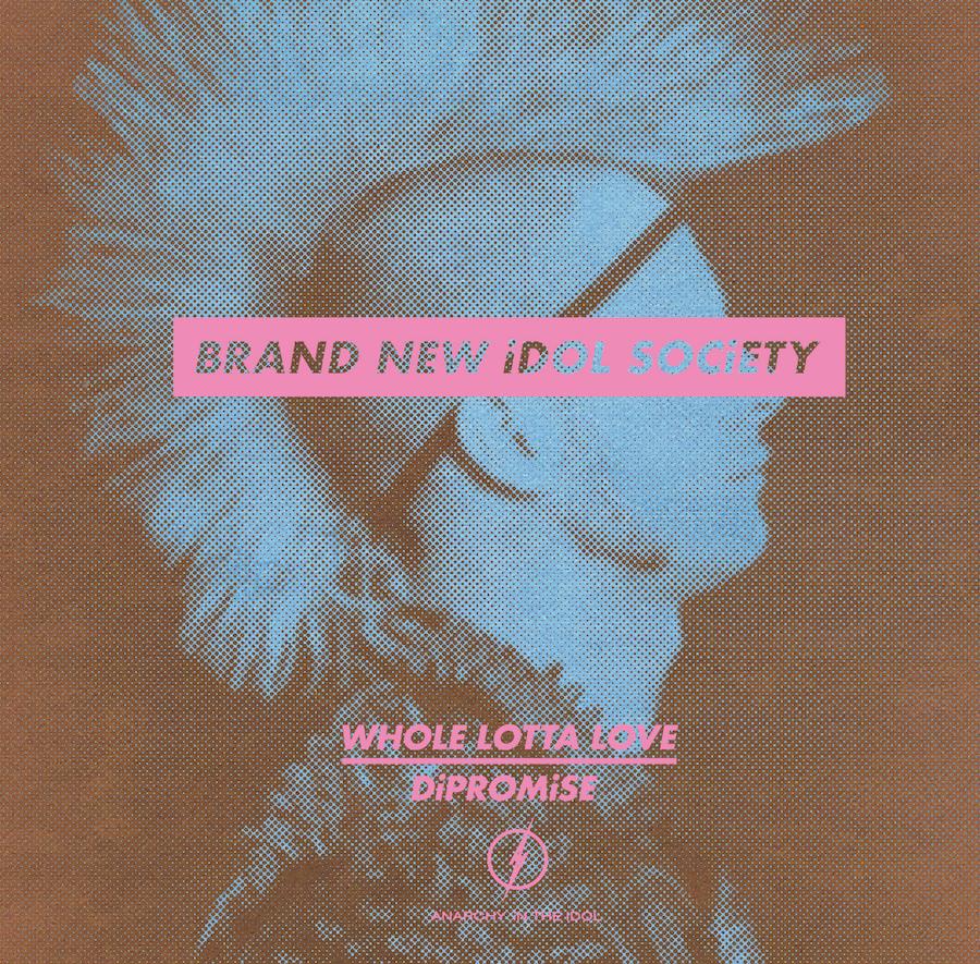 BiS「WHOLE LOTTA LOVE」通常盤
