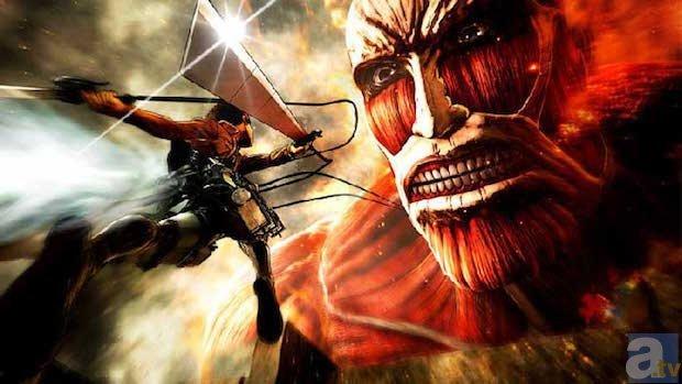 ゲーム『進撃の巨人』の発売日が2016年2月18日に決定!