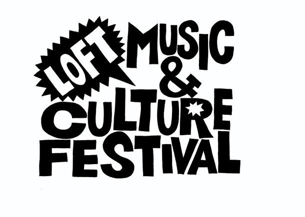 「LOFT MUSIC & CULTURE FESTIVAL」ロゴ