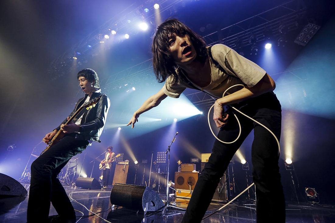 """ドレスコーズ『Tour 2015 """"Don't Trust Ryohei Shima"""" JAPAN TOUR』Photo by HAJIME KAMIIISAKA"""